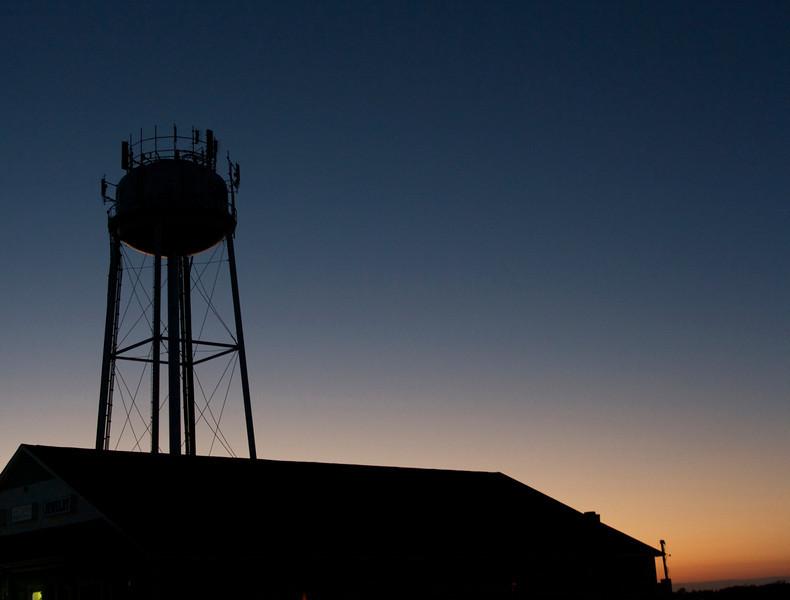 Trine Christensen: Surf City water tower [20110220 competition]