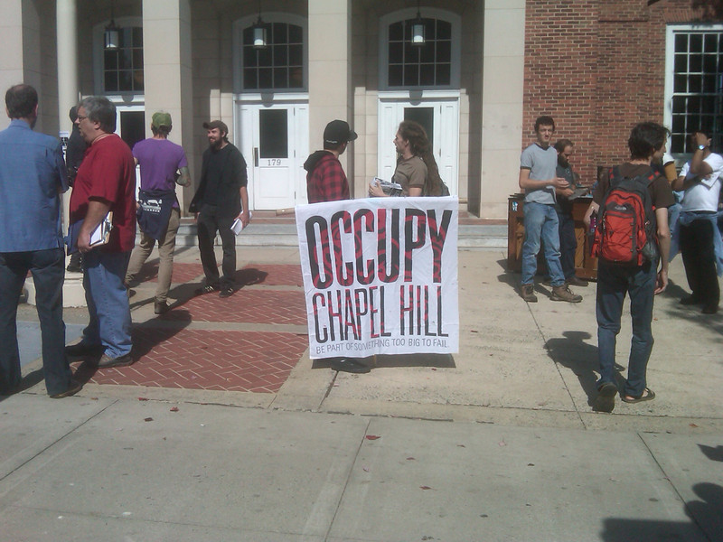 Susan Hoerger - Occupy CH