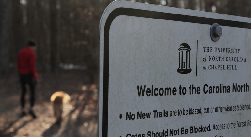 Carolina North Forest--Chapel Hill's Central Park