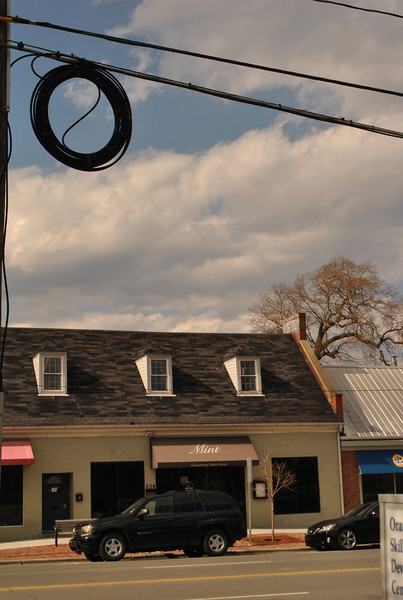 Vered: Chapel Hill-Carrboro streets