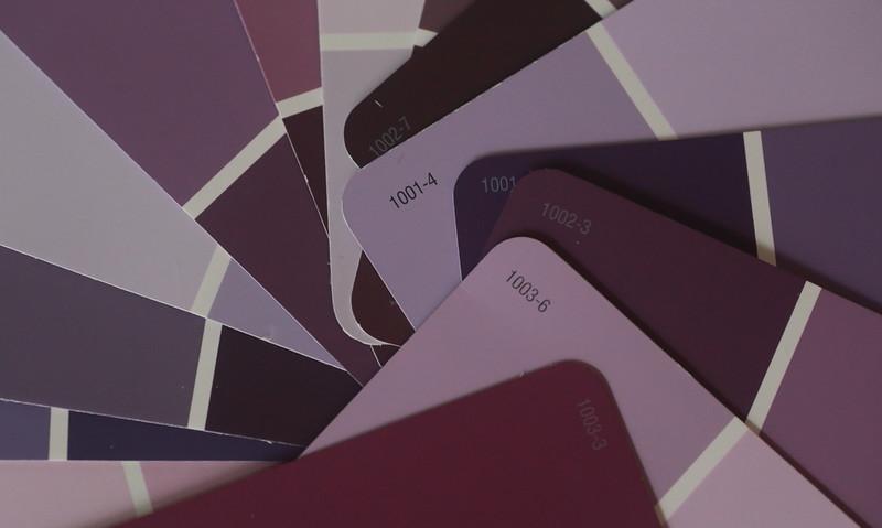 27 Shades of Purple