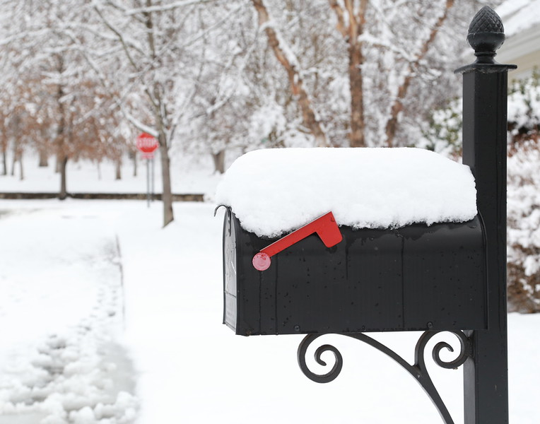 2nd Prize, Snow:No mail - Joakim Alfredsson