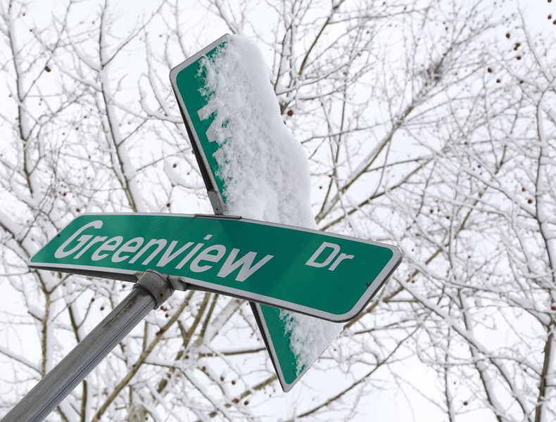 Snow:Greenview