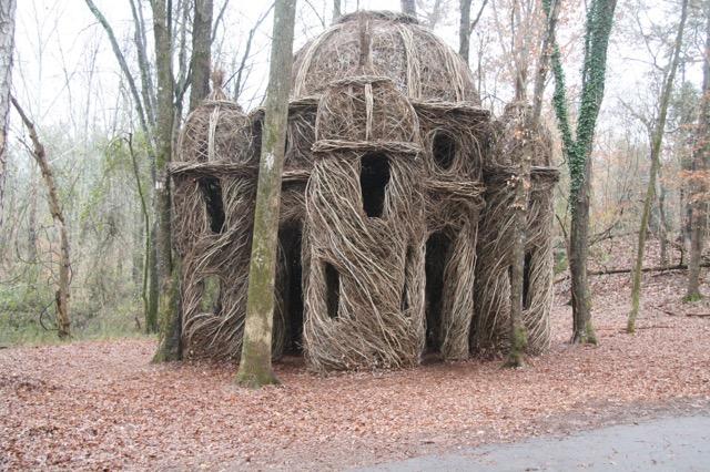 Alan Briggs: Riverwalk Hobbit's Home