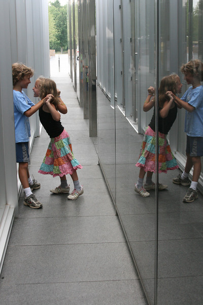 3rd prize winner - Marne Meredith: Sibling Love Reflected [20111030 competition]