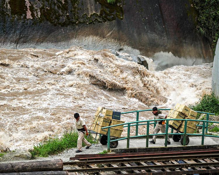 Ed Pattishall: Peru River