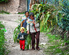 2nd prize winner - Ed Pattishall: Strength of Family {Carrying Corn}