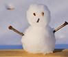 {4th prize winner} 201601 (informal) 'Snow and Ice'  - Lindsay Bartholomew: Mini Snowman