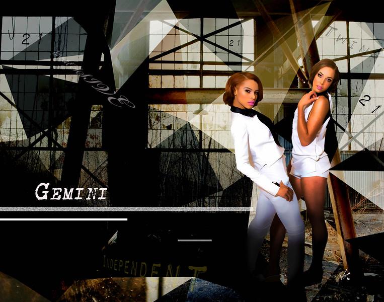 Models: Tamarrah Moore, Gabriela Clesca Vallejo
