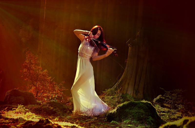 Woodland Rhapsody