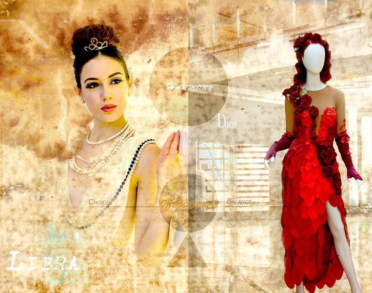 Model: Natalia Marina