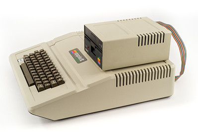 Apple ][ EuroPlus S/N IA252-696305.