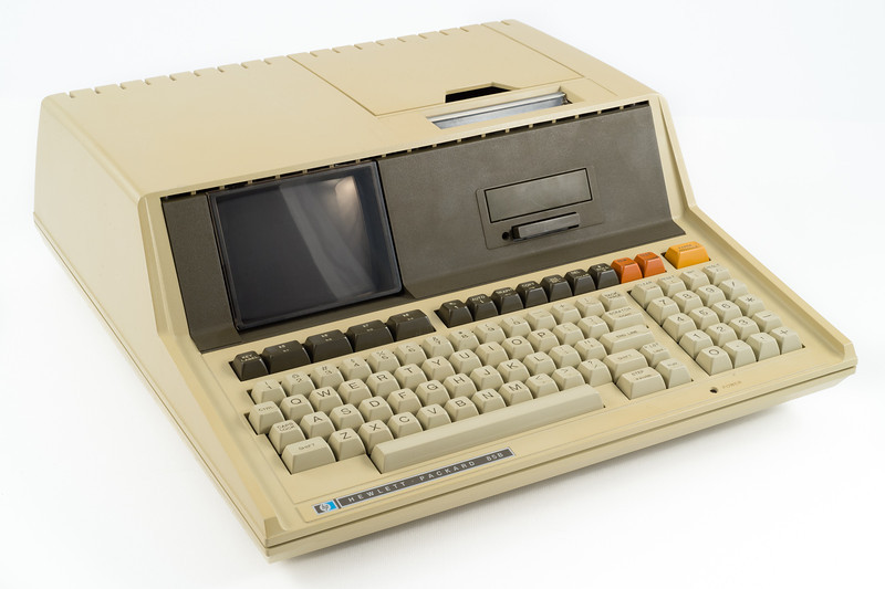 Hewlett-Packard HP85B Calculator. Circa 1985.