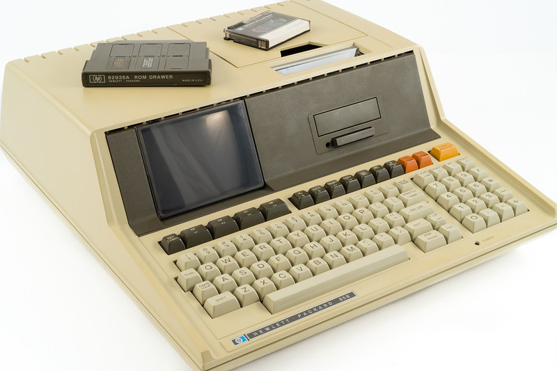 Hewlett-Packard HP85B Calculator. Circa 1985.