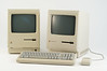 Apple Macintosh 512K (1984) and Apple Macintosh Plus (1986).<br /> DSC_5106