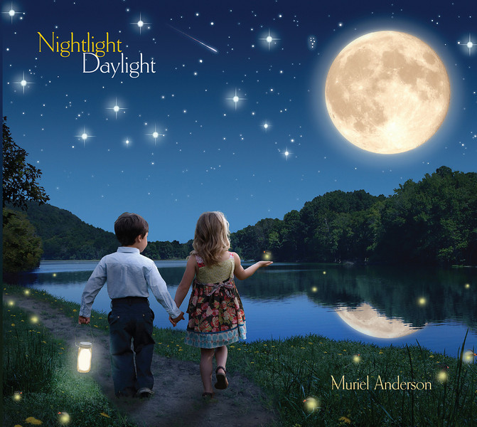 Nightlight Daylight CD Cover.