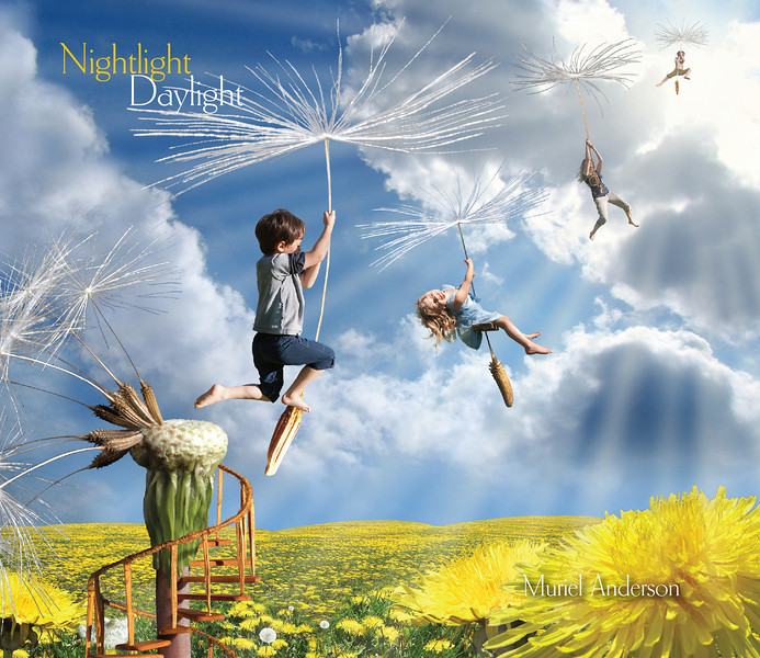 Nightlight Daylight CD Cover
