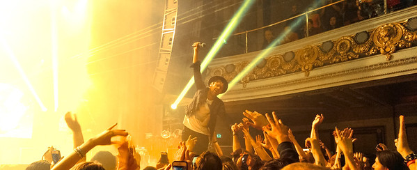 Switchfoot played The Regency Ballroom
