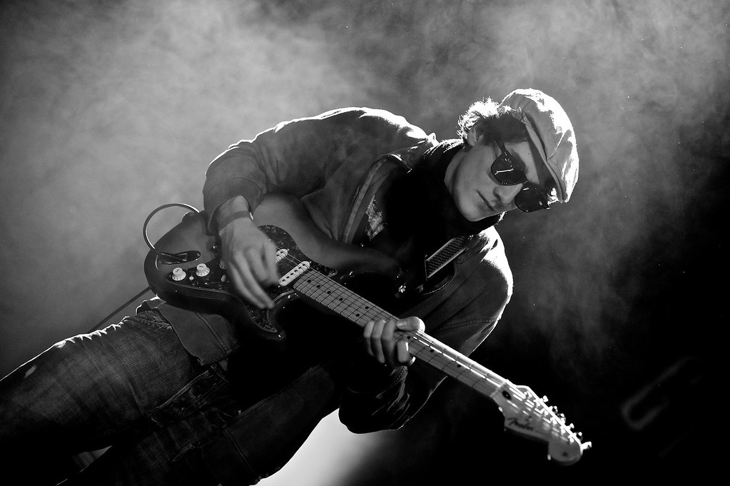 Nikon D700, Photo de concert, Stefan Meyer Photography