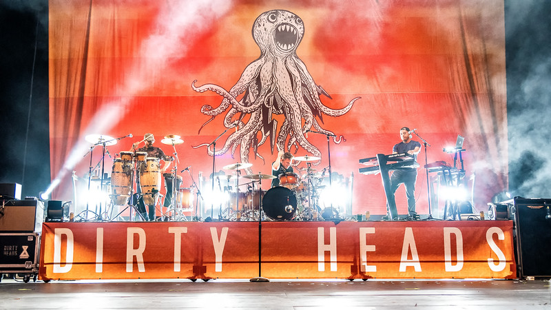 Dirty Heads 7/29/2016 at Irvine Meadows