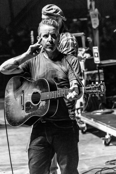 Paul Cauthen & Social Distortion Lost Highway 2016