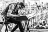 Yelawolf with Travis Barker at Self Help Fest 2016