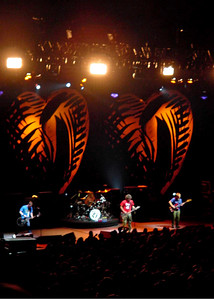 Foo Fighters at Summerfest in Milwaukee 2003