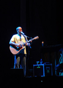 Jack Johnson at Northerly Island, Chicago 2005