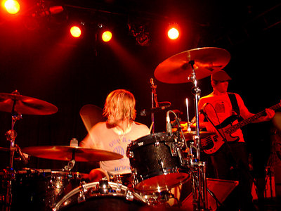 Taylor Hawkins & The Coattail Riders at Double Door, Chicago April 23, 2006