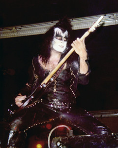 Gene Simmons / Cumberland County Auditorium, Fayetteville, NC / April 26, 1975