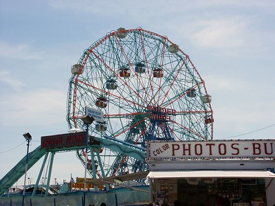 Coney Island / N.Y. Aquarium