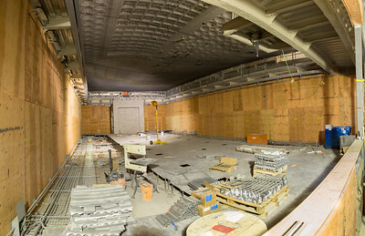 New Senate Chamber Under Construction