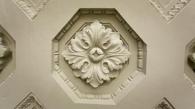 Ceiling Detail Closeup