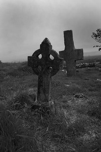 Cemetery, Dingle Peninsula