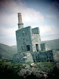 Abandoned Copper Mine, Beara Peninsula