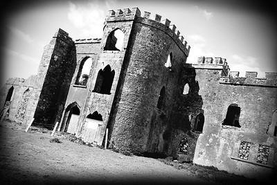 Bunowen Castle, Ballyconneely