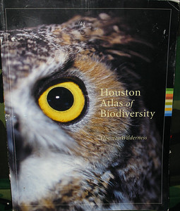 Houston Atlas of Biodiversity published by Houston Wilderness used 16 of my nature photographs for the book.