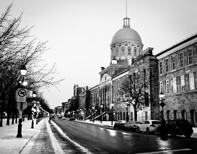 Une Promenade Dans le Vieux-port de Montreal