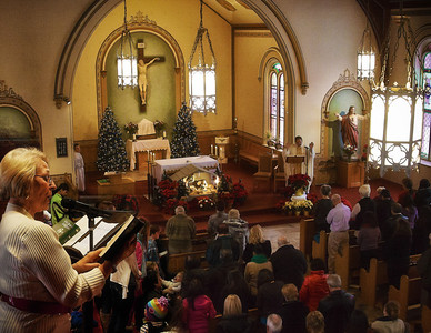 travelways - Christmas Day Mass  Exif's here