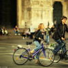 A Date on Their Bicycles<br /> DSS #61 (Invention)