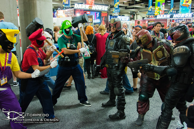 Comic-Con 2014 Friday July 25th