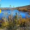 Fall Colors at Convict Lake near Mammoth Lakes California 2