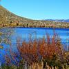 Fall Colors at Convict Lake near Mammoth Lakes California