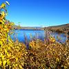 Fall Colors at Convict Lake near Mammoth Lakes California 3