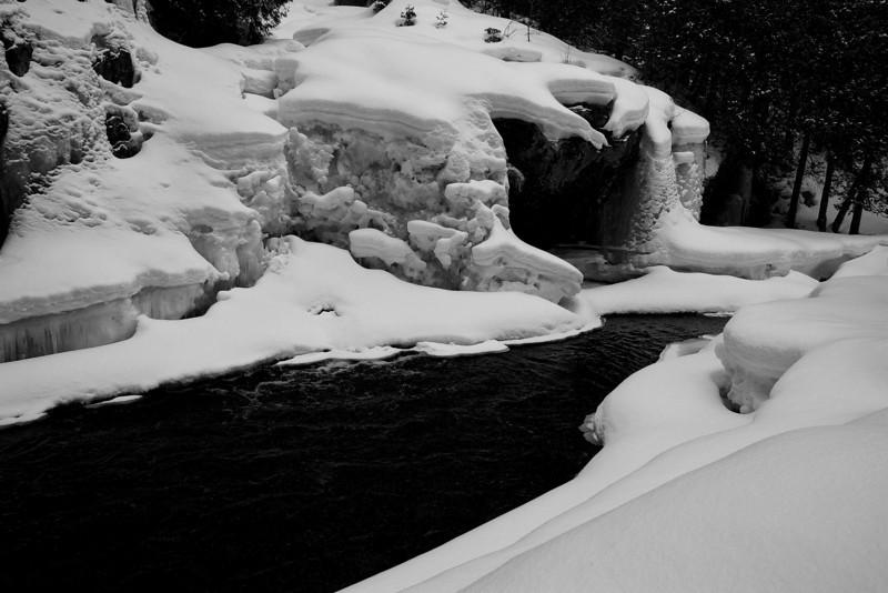 Crystal Creek, Hiawatha Highlands