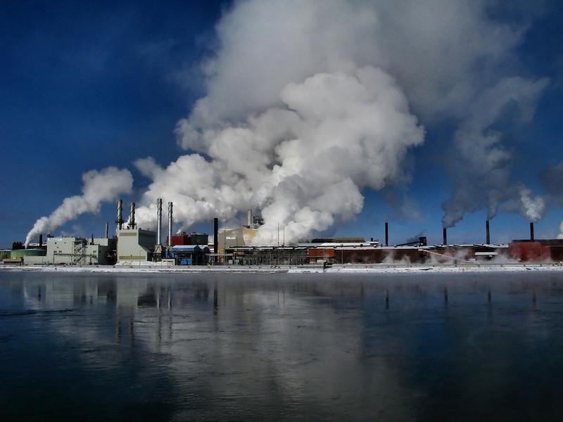 ESSAR Steel at -30 Celsius.