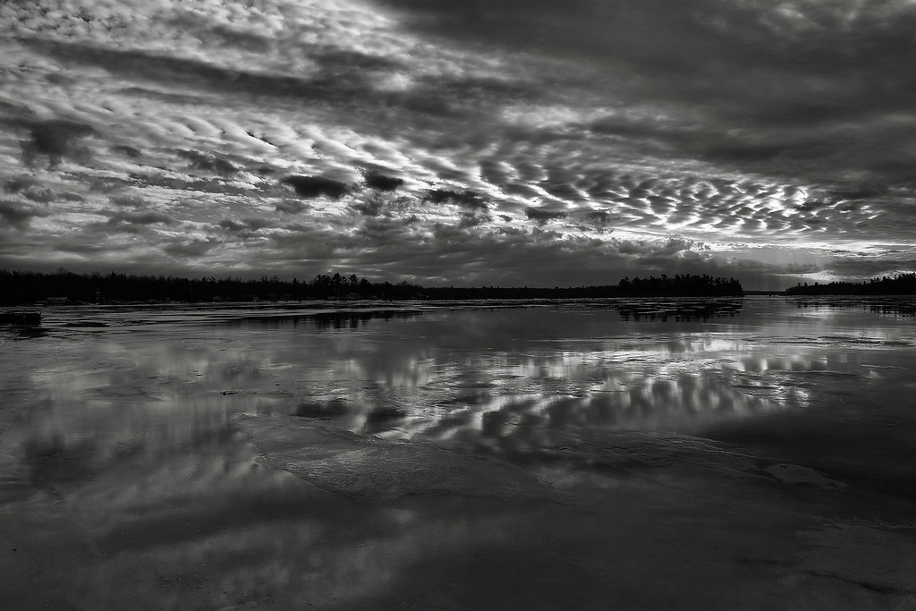 Neebish Bay Ontario