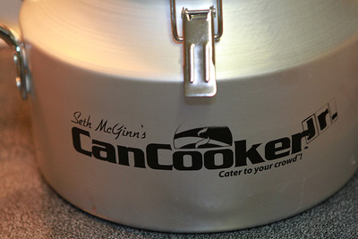 My New Can Cooker was put to use for the first time tonight. ,,,,,,,,,,,,,,,,, :-)