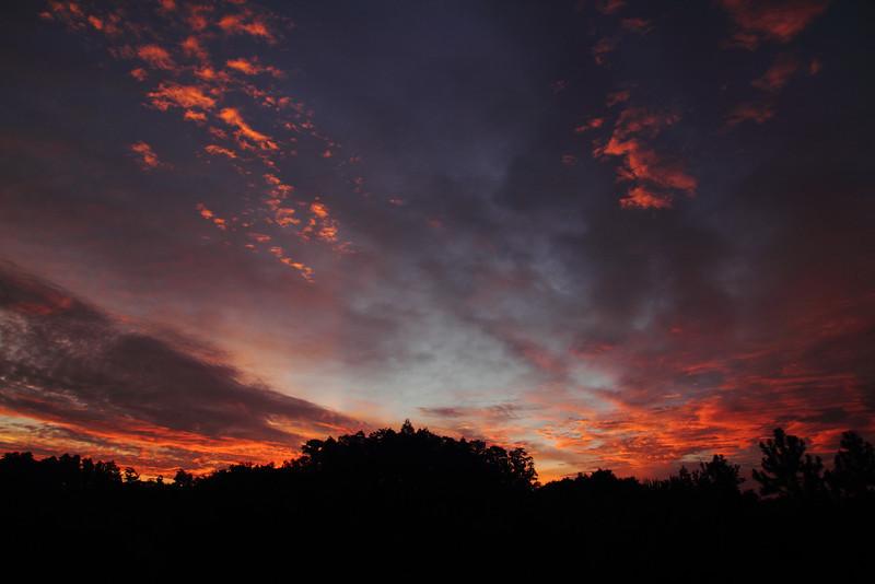 Late Summer Sunrise Too