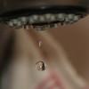 Macro Double water drop.